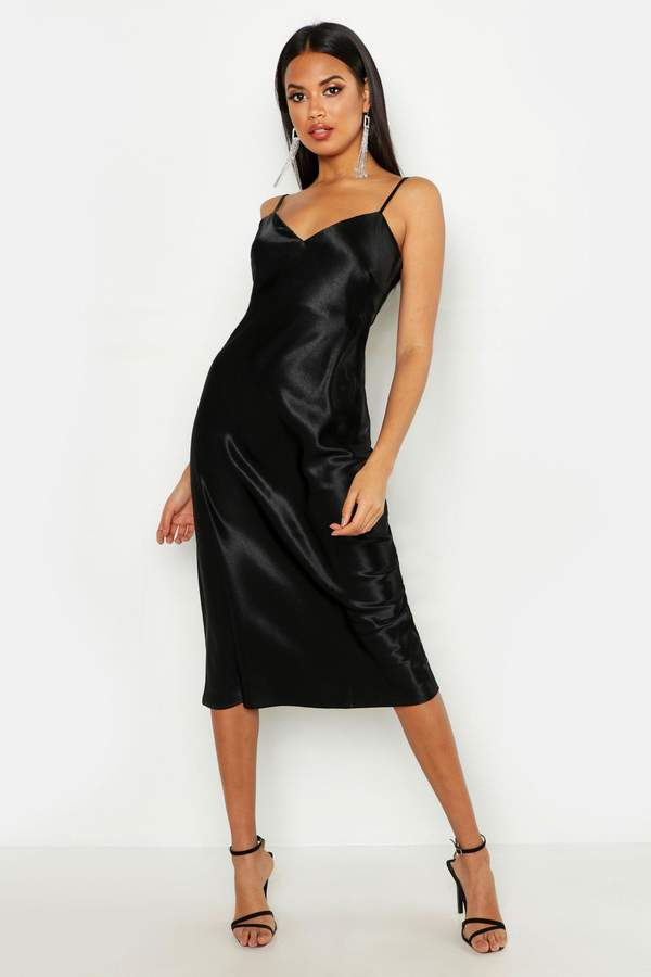 3e73d66fb8ef boohoo Slip Dresses - ShopStyle