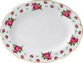 Royal Albert White Vintage Serving Platter
