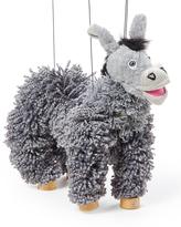 Grey Donkey Puppet
