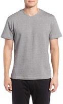 Majestic International Men's V-Neck Cotton Blend T-Shirt