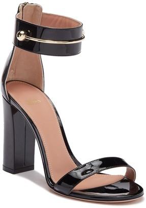 BOSS Lily Block Heel Sandal