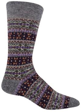 Polo Ralph Lauren Men's Fairisle Boot Socks