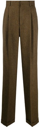 DSQUARED2 Pleated High Waist Trousers
