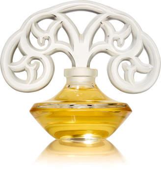 Shalini Parfum Jardin Nocturne Parfum presented in a Lalique Crystal Flacon, 1.7 oz / 50 mL