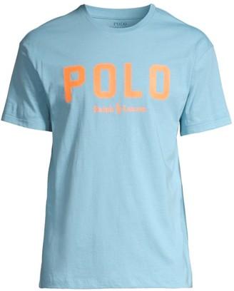 Polo Ralph Lauren Polo Logo Jersey T-Shirt
