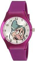 Ingersoll Snow White Women's IND 26191 Disney Snow White and the Seven Dwarves Analog Display Quartz Purple Watch