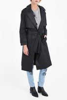 Paul & Joe Belley Waterproof Trench Coat