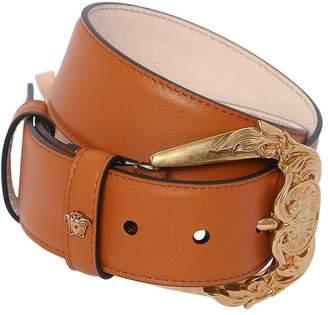 Versace 40mm Leather Belt
