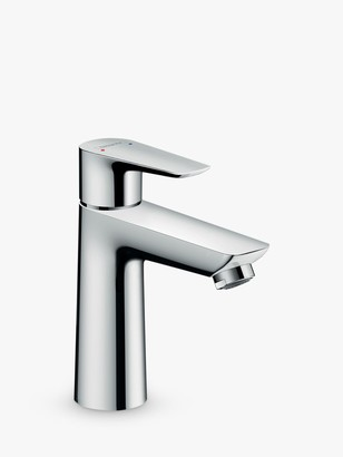 Hansgrohe Talis E Single Lever 110 Basin Mixer Tap, Chrome