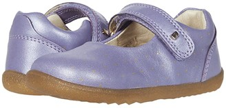 Bobux Step Up Delight (Infant/Toddler) (Grape Comet) Girl's Shoes