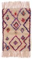 Dash & Albert Tilda Hand Knotted Wool Blend Rug