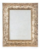 "Jay Strongwater Floral Leaf Frame, 5"" x 7"""