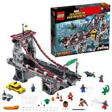 Lego Spider-Man Web Warriors Ultimate Bridge