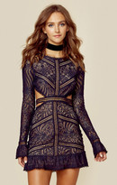 For love and lemons emerie cut-out dress
