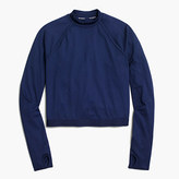 New Balance for J.Crew long-sleeve crop top
