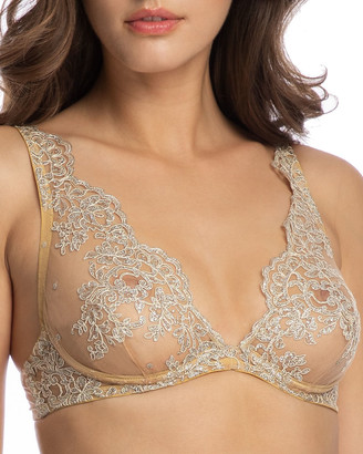 I.D. Sarrieri In The Mood For Love U-Wire Triangle Bra