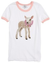 Wildfox Couture Girl's Little Lamb Vintage Tee