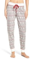 PJ Salvage Women's Polar Fleece Lounge Pants