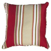 Classic Slipcovers Printed Classic Stripe Canvas Pillow