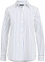 Ralph Lauren Striped Cotton Tunic