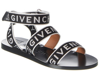 Givenchy 4G Ankle Wrap Sandal