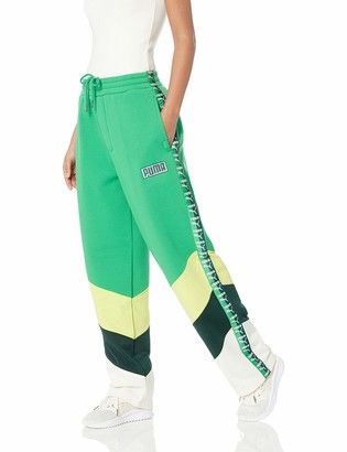 Puma Women's Fenty Blocked + Taped Track Pant