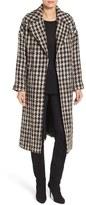 Women's Charles Gray London Tweed Longline Clutch Coat