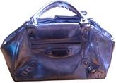 Balenciaga Silver Handbag