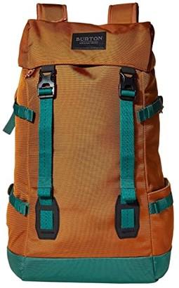 Burton Tinder 2.0 Backpack (Martini Olive Flight Satin) Backpack Bags