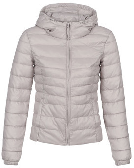 Only ONLTAHOE women's Jacket in Silver