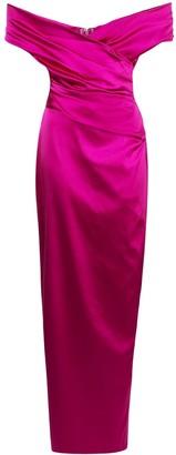 Talbot Runhof Tokara gown