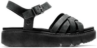 Timberland Safari Dawn Multi-Strap Leather Sandals