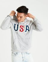 American Eagle Outfitters AE Applique USA Graphic Hoodie