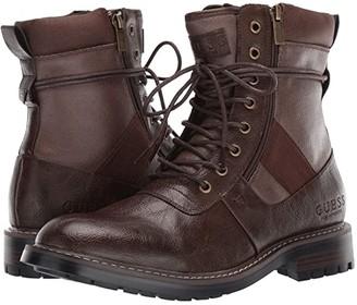 GUESS Radford (Black) Men's Boots