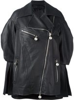 Drome 'Oversized' leather jacket