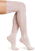 UGG Slouchy Slub Thigh High Socks