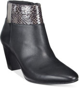 Alfani Women's Step 'N Flex Palessa Booties, Only at Macy's