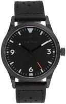 Triwa Sort Of Black Glow Watch Racing Classic/black Mesh