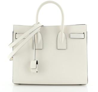 Saint Laurent Sac de Jour NM Bag Leather Small