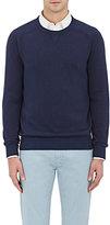 Boglioli Men's Cotton-Cashmere Crewneck Sweater