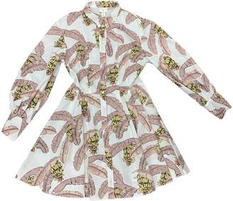 Desmond & Dempsey Multicolour Cotton Dresses