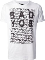 London Ink bad boy printed t-shirt