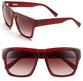 Derek Lam Women's 'Mercer' 54Mm Sunglasses - Green Stripes
