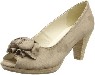 Hirschkogel Women's 0733109 Open-Toe Heels
