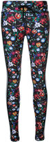 The Upside floral print fitness leggings - women - Polyester - L