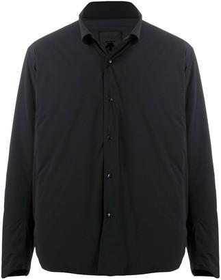 Descente Press-Stud Fastening Shirt Jacket