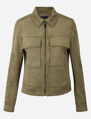 Marks and Spencer Soft Touch Utility Short Jacket
