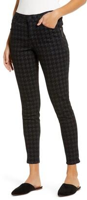 Wit & Wisdom Ab-Solution Side Zip Crop Skinny Jeans