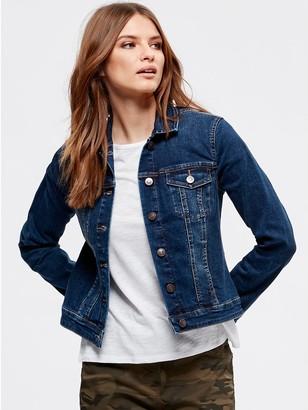 M&Co Petite denim jacket