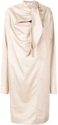 Lemaire Draped Midi Dress